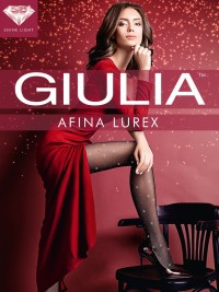 Колготки Giulia Afina Lurex 40 model 1