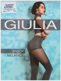 Колготки Giulia Enjoy Melange 60 model 1