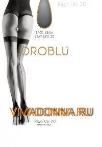 Чулки Oroblu Bas Riga Up 20