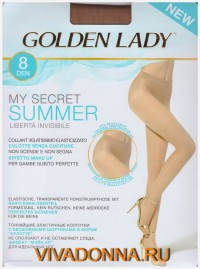Колготки Golden Lady My Secret​  8 summer