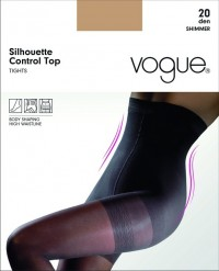 Колготки Vogue Silhouette Control Top 20