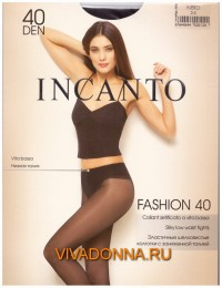 Колготки Incanto Fashion 40 vita bassa