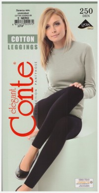 Леггинсы Conte elegant Cotton 250 leggings