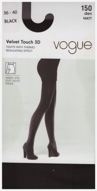 Колготки Vogue art. 95836 Velvet Touch 150 3D