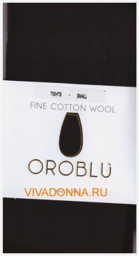 Колготки Oroblu Tessie fine cotton wool