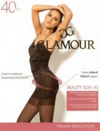 Колготки Glamour Beauty Slim 40