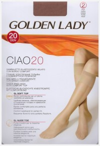 Гольфы Golden Lady Ciao 20 Gambaletto 2 paia